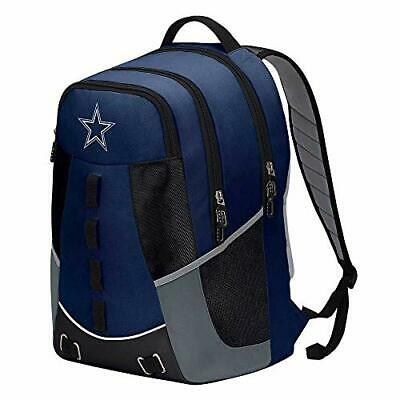 NEW Officially Licensed NFL Dallas Cowboys Personnel Backpack 19 x 5 x 13