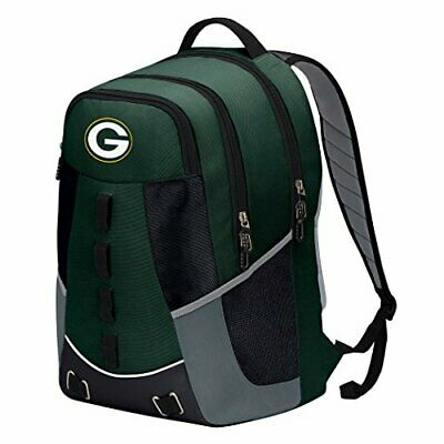 NEW Officially Licensed NFL Green Bay Packers Personnel Backpack 19x5x13