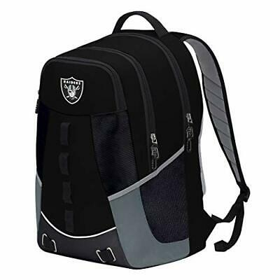 NEW Officially Licensed NFL Las Vegas Raiders Personnel Backpack 19x5x13