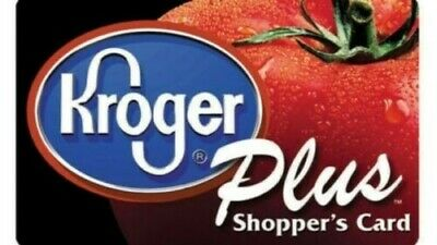 Kroger Plus Card 8000 Fuel Points: Expiring on 06/30/2021- fast E-delivery