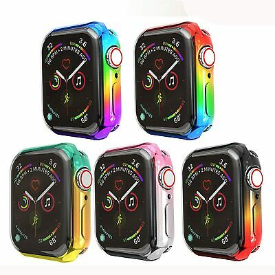 Protection Case TPU Ultra-Thin bumper Cover for Apple Watch Series 6 SE 5 4 3 2