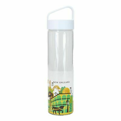 Starbucks You Are Here Glass Water Bottle City Collection - New Orleans