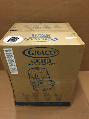 Graco 4Ever DLX 4-in-1 Convertible Car Seat Bryant