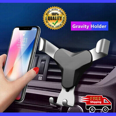 Universal Air Vent in Car Mobile 360 Rotating Phone Holder Stand Free Shipping