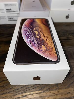 Apple iPhone XS box only 256gb MT972LLA Space Gray