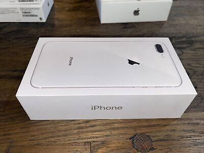 Apple iPhone 8 Plus 64GB BOX ONLY - NO PHONE OR ACCESSORIES INCLUDED
