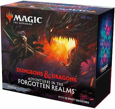 Magic The Gathering Adventures in The Forgotten Realms Bundle