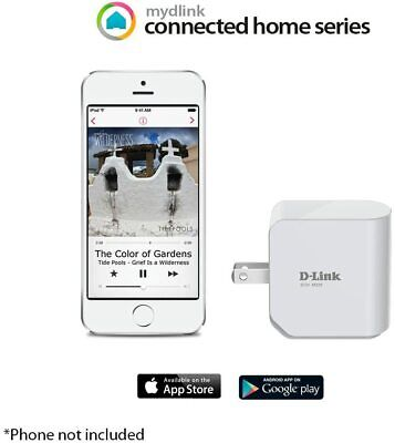 New D-Link DCH-M225 Wi-Fi Range Extender Repeater  Audio Extender