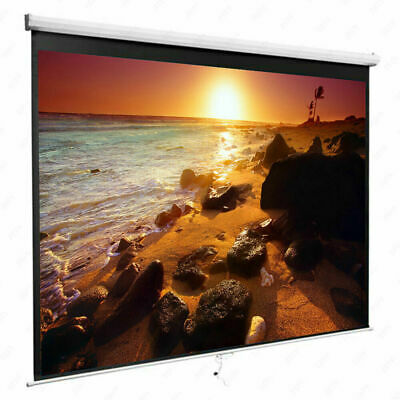 Projector Screen 169 HD Electric wRemote 119-inch Size LOCAL PICKUP ONLY