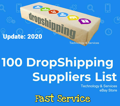 0-99 100 DropShipping Suppliers List  ✅ Drop Shipping ✅ NEW UPDATE 0-99 list