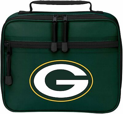 NEW Officially Licensed NFL Cool Time Lunch Kit Green Bay Packers