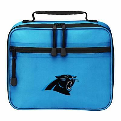NEW Officially Licensed NFL Cool Time Lunch Kit Carolina Panthers
