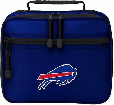NEW Officially Licensed NFL Cool Time Lunch Kit Bag Buffalo Bills