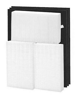 3 Hepa - 3Carbon Pre Filters For Honeywell HPA300 Air Purifier HRF-R3 HRF-AP1