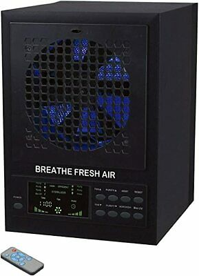 Air Purifier Breathe Fresh Air Cleaner Ozone Generator w timer PCO CELL