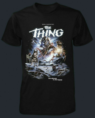 John Carpenters The Thing Movie T-Shirt Fathers Mothers Day For Men Women