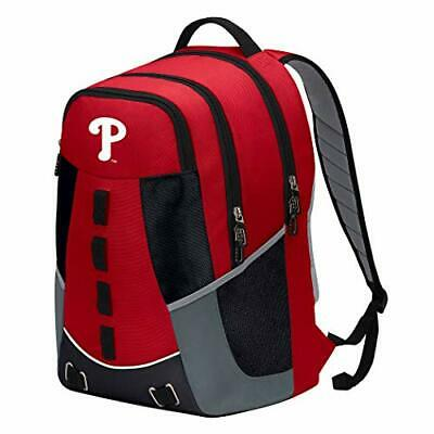 NEW Officially Licensed MLB Philadelpia Phillies Personnel Backpack