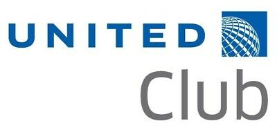 2 Two United Club Lounge One Time Pass Till 03012022