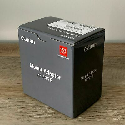 💥BRAND NEW💥 Canon EF-EOS R Lens Mount Adapter - For R5 R6 RP R EF To RF
