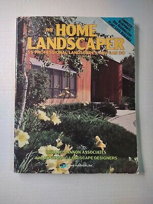 The Home Landscaper Paper Bag Book 55 Professional Landscapes You Can Do