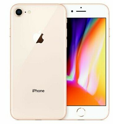 Apple iPhone 8 - 256GB - Gold (AT&T Only) A1905 (Pristine Condition)