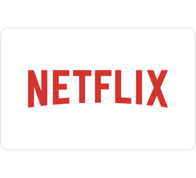 Netflix Gift Card - 15 30 60 100  Email delivery