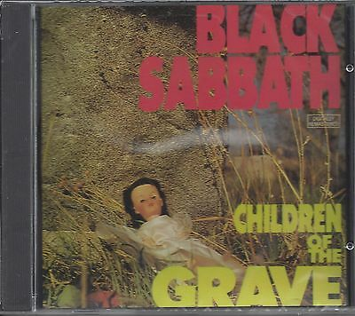 BLACK SABBATH  Children Of The Grave  NEW SEALED ROCK CD