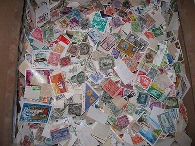 Collections 200 old Worldwide stamps from 100000s Much Better 1million - sold