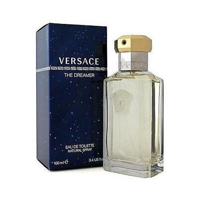 Dreamer by Versace EDT Cologne for Men 3-4 oz Brand New In Box