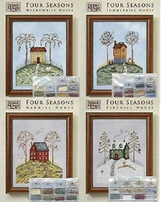 Debbie Mumm for Mill Hill - Four Seasons  - 4 Designs to Choose From