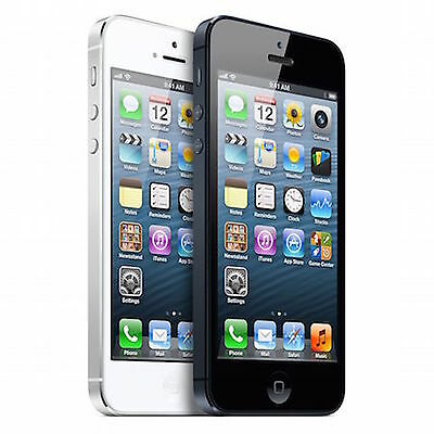 Apple iPhone 5 Factory Unlocked 16GB Smartphone AT-T