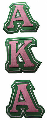 Embroidery Iron On AKA word Applique Patch