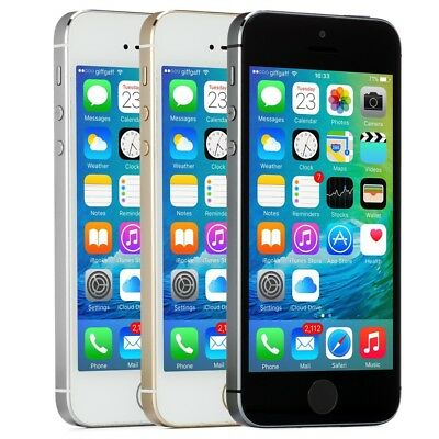 Apple iPhone 5s Smartphone AT-T Sprint T-Mobile Verizon or Unlocked 4G LTE