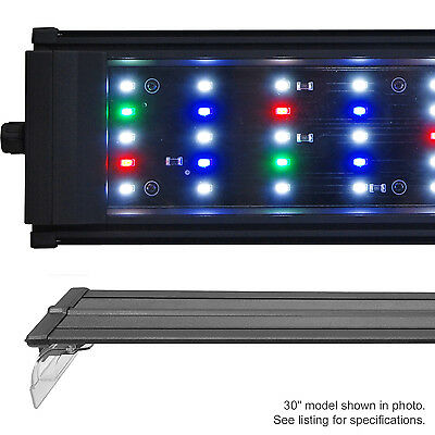 Beamswork DA FSPEC LED Aquarium Light Freshwater Full Spectrum 24 30 36 48 72