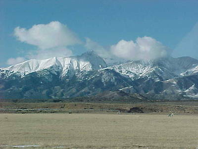 40 Acres in beautiful Southern Colorado San Luis Valley with Highway access