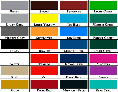 14 x 150 ft Roll Vinyl Pinstriping Pinstripe Tape  28 Colors available