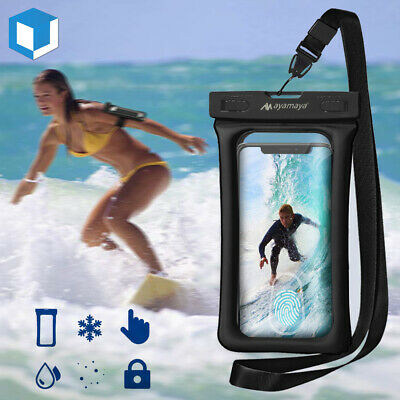 Swim Underwater Waterproof Dry Bag Pouch Case Cover for iPhone 1112XS Samsung
