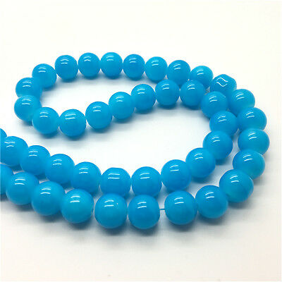 100Pcs 4mm Jade Color Glass Pearl Round Spacer Loose Beads Jewelry Making YL4m11