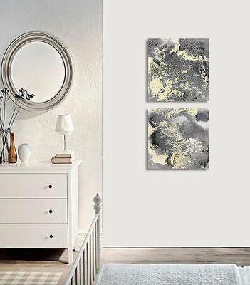 ORIGINAL MODERN OIL PAINTING Abstract Wall ART Contemporary canvas Decor