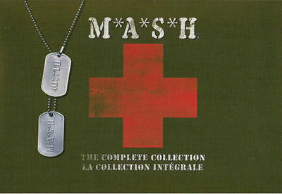 MASH The Complete Series Collection Seasons 1-11 DVD 33 Disc Box Set NEW