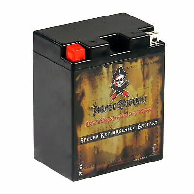 YTX14AH-BS High Performance Rechargeable ATV Battery