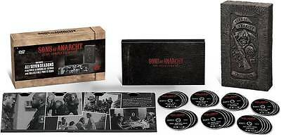Sons of Anarchy The Complete Series DVD 2015 30-Disc Set