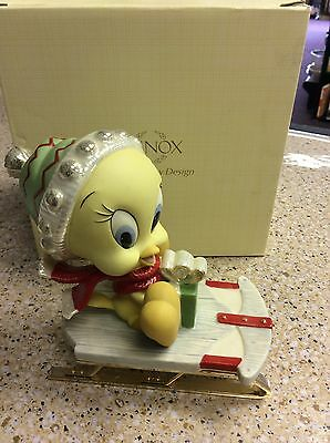 Lenox A Winter Gift From Tweety New in Box