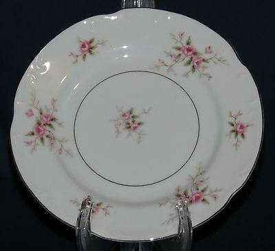 Bread and Butter plates VERSALLIES 9344 pattern by Mikasa China