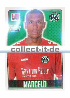 TOPPS BUNDESLIGA 2014 15 STICKER 114 MARCELO