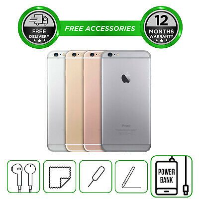 Apple iPhone 6S 16GB 32GB 64GB 128GB Smartphone Unlocked  All Colours