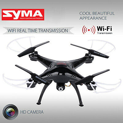 Syma X5SW-V3 Explorers 2-4Ghz 4CH RC Quadcopter WIFI FPV Drone With HD Camera