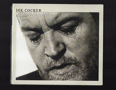 JOE COCKER THE ULTIMATE COLLECTION CD ROCK MUSIC BRAND NEW - SEALED