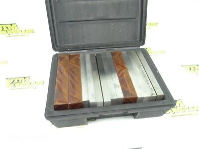 PRECISION 6 STEEL PARALLEL SET 78 TO 1-34