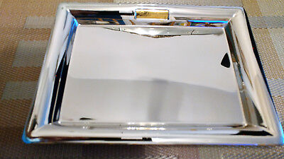 Ralph Lauren Silver Plated Serving Tray